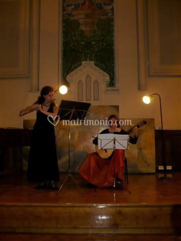 Duo Chitarra e flauto
