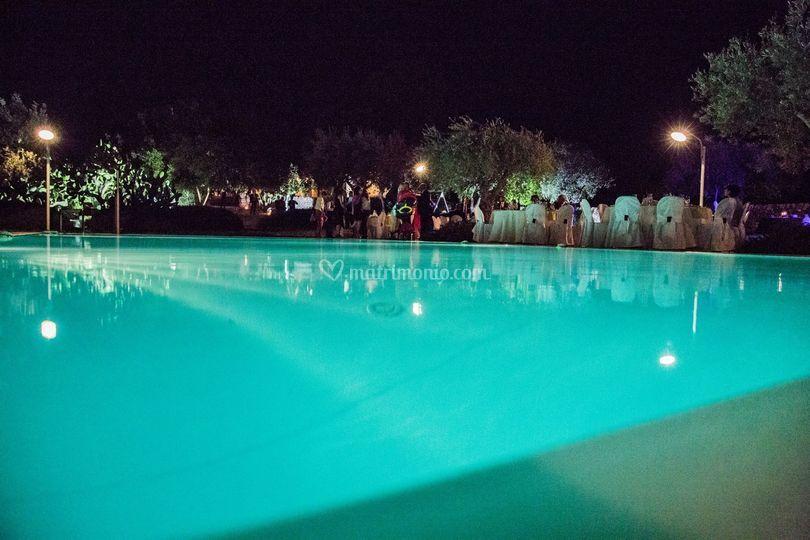 Avola antica turismo rurale for Cena in piscina
