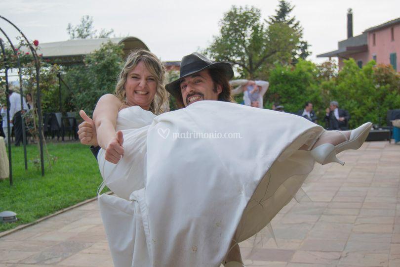 Matrimonio 8 Maggio