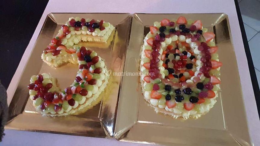 Cake a numero