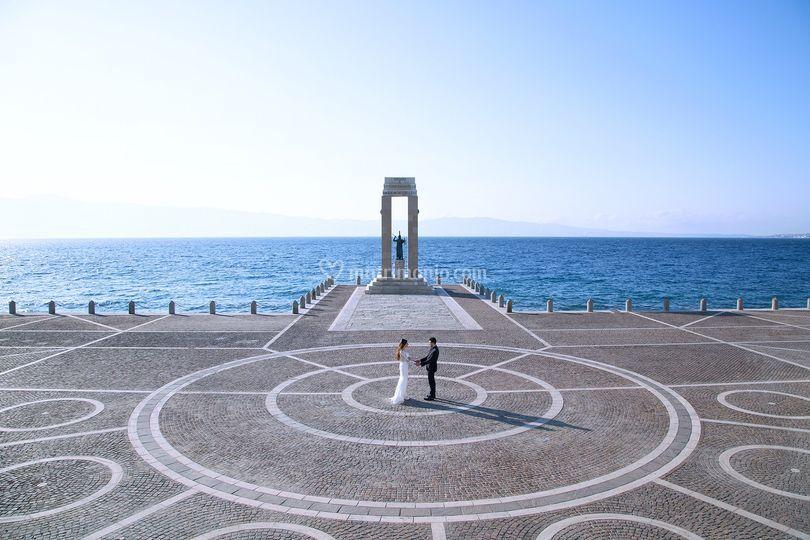 Postcard from Reggio Calabria