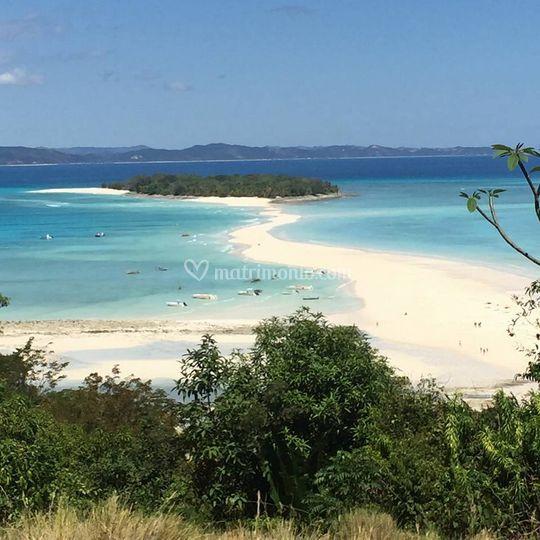 Madagascar dai nostri sposi