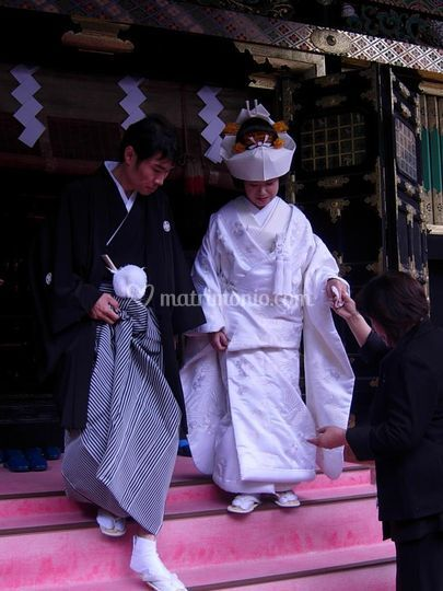 Matrimonio Tokio
