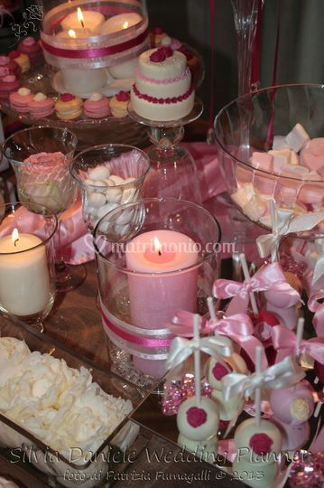 Delizioso sweet table