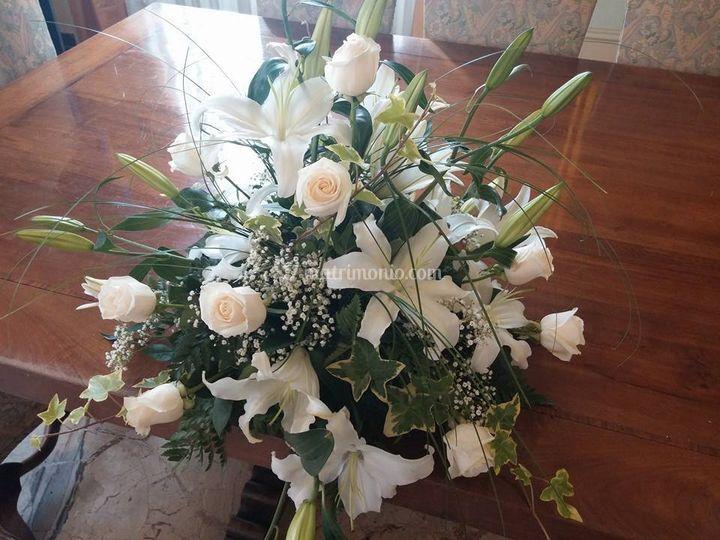 Matrimonio In Comune Quanti Testimoni : Il fiore di maynard maria veronica