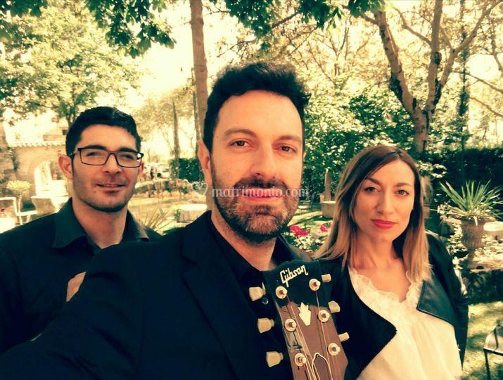 In trio a Guerrinuccio!