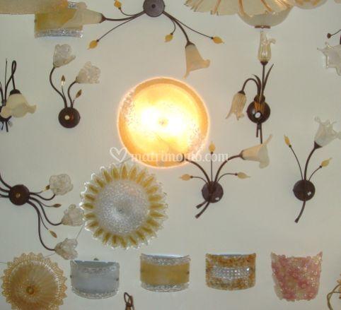 Plafoniere e lampade a muro