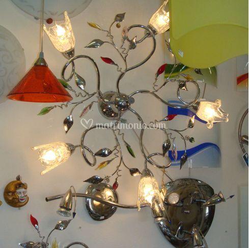 Vendita di lampadari a muro