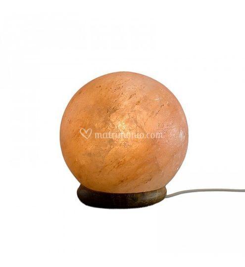 Lampada a sfera