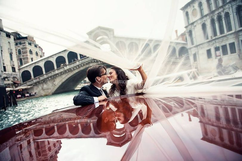 Amore a venezia
