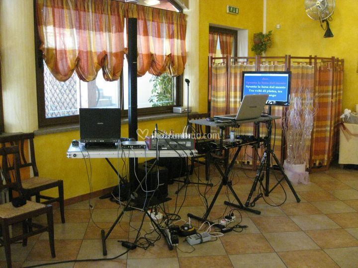 W.R. recording