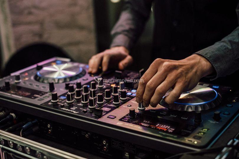 Consolle Pioneer DJ