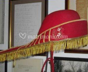 Antica cappelleria malaguti for Il cappello rosso bologna