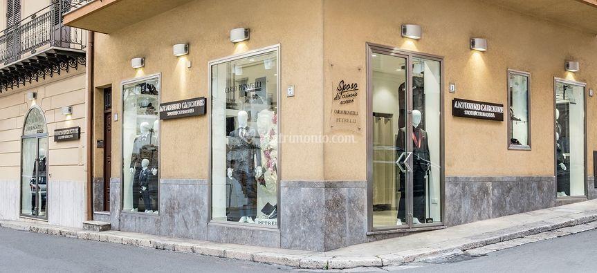 Antonino Carcione Sposi e Cerimonia