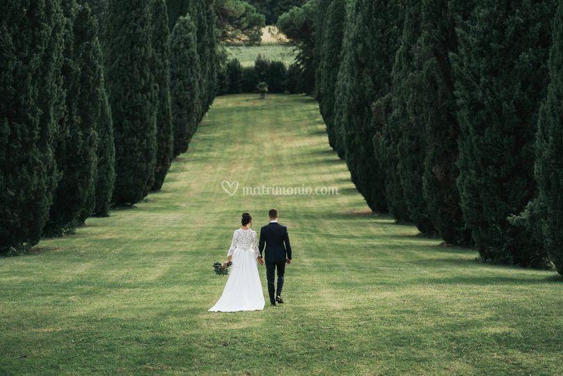 Chapeau - sposi