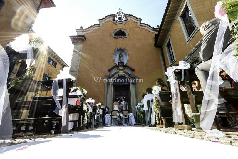 Chiesa in Villa Porro Pirelli
