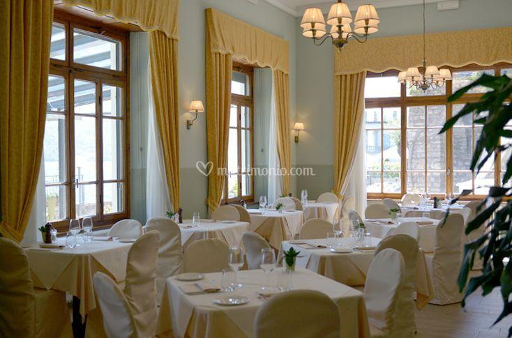 Eventi in una villa Romantica
