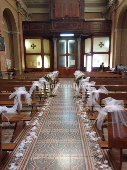Lunghissima navata centrale