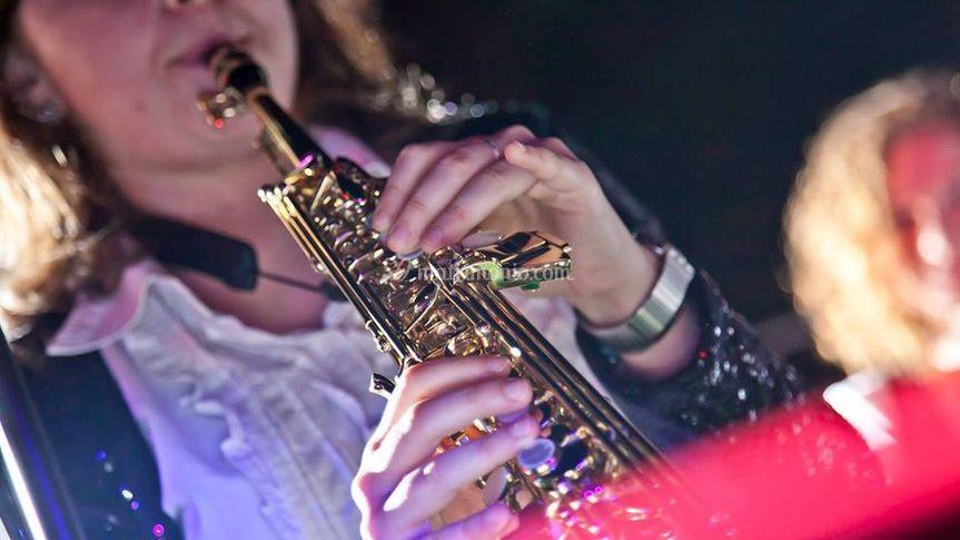 Eureka Ensemble Sax voce