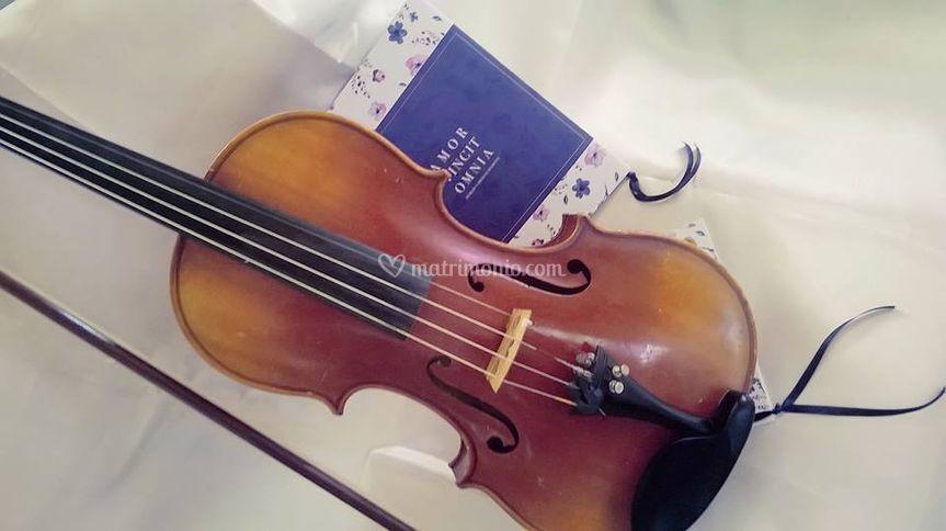 Eureka Ensemble Violino