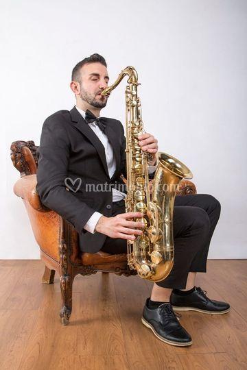 Sax elegante