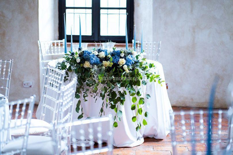 Carbognin decorazione sposi