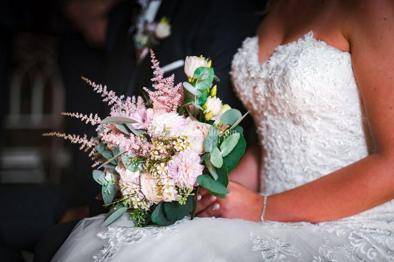 Carbognin bouquet da sposa