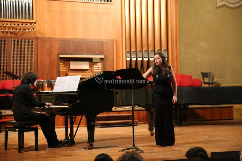 Adriana Manzoni - Soprano