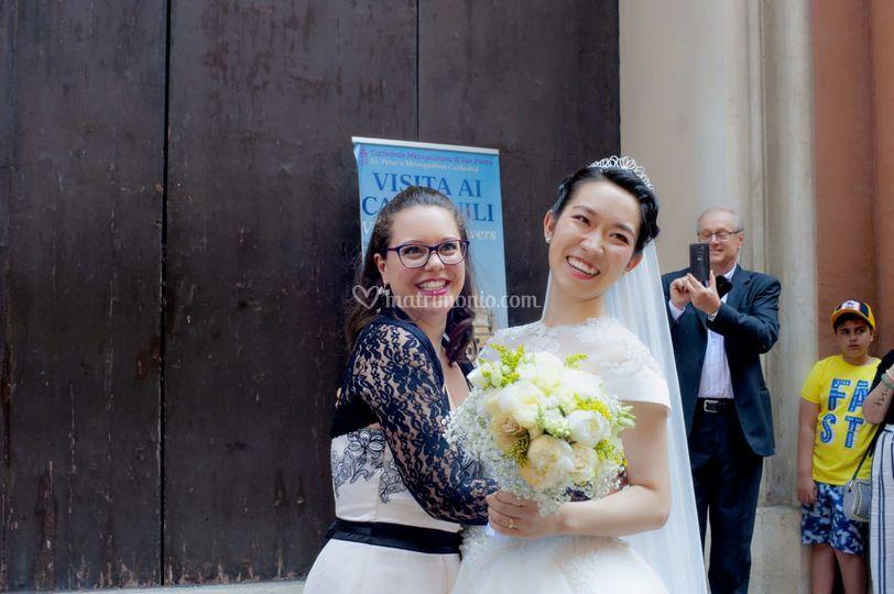Matrimonio Lisa e Davide (Bo)