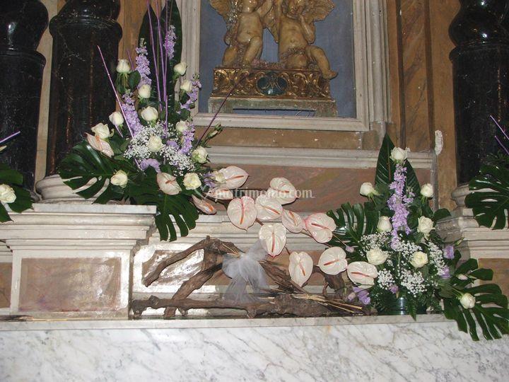 Adobbo altare