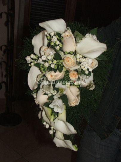 Bouchet sposa