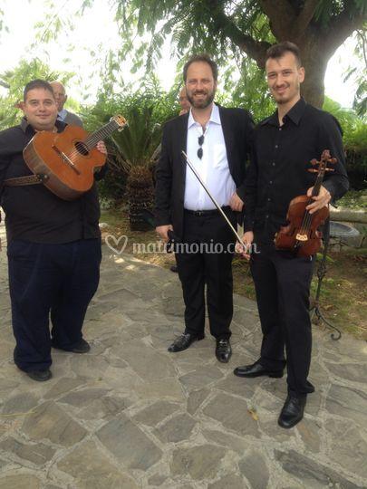 Trio Posteggia