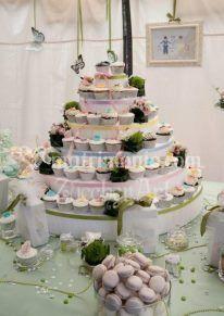 Piramide cupcakes