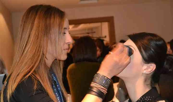 Monia Iovino Make Up