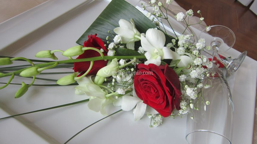 Bouquet di benvenuto