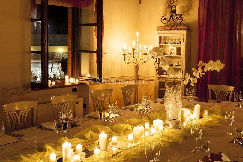 Tavolo imperiale d'Inverno