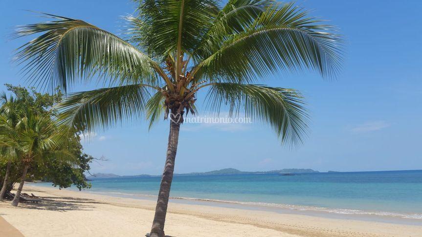 Spiaggia nosy-be