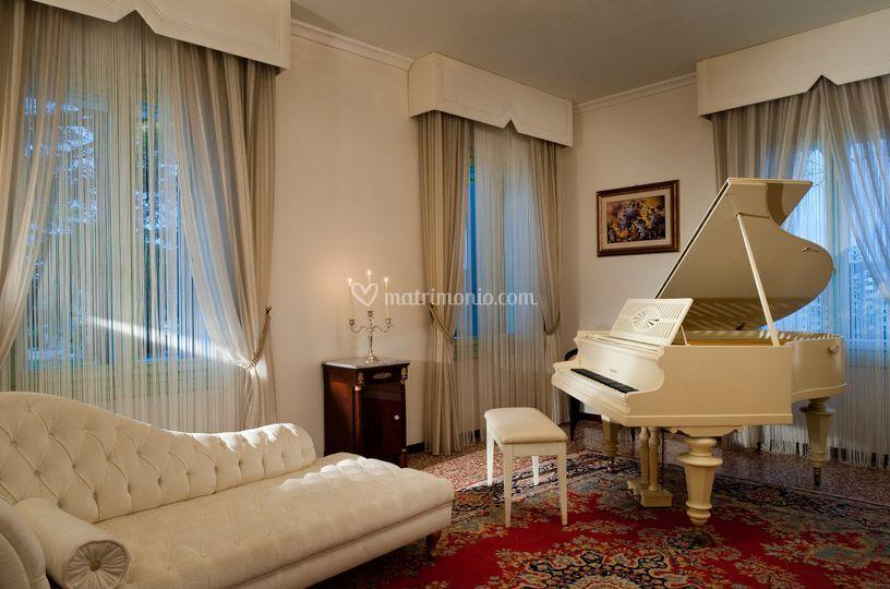 Salotto del pianoforte