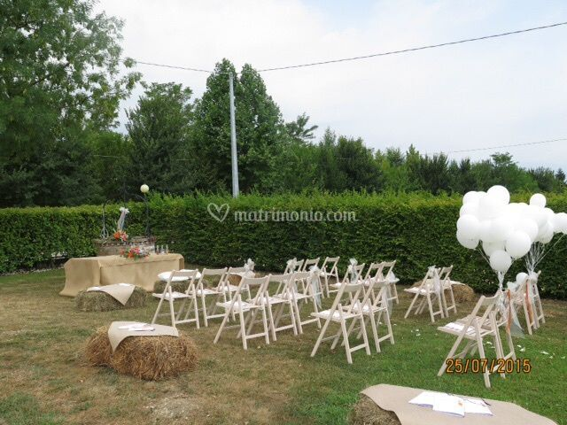 Millefiori idee creative for Addobbi piscina per matrimonio