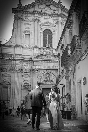 Samantha e Francesco