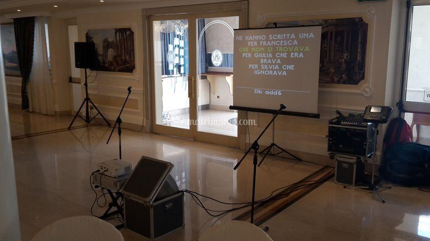 Musica d'ascolto e karaoke