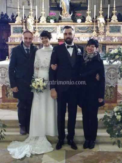 Matrimonio Duomo di Cagli (PU)