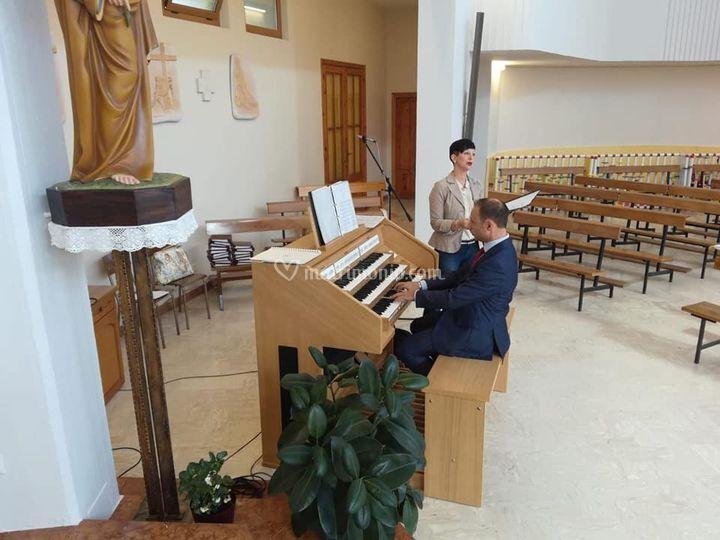 Concerto Organo e Soprano