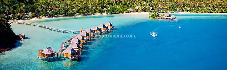 Fiji Overwater