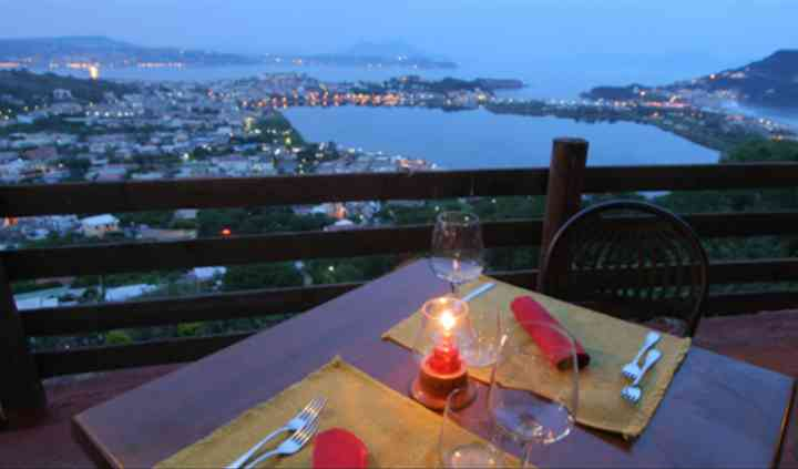 Una vista romantica