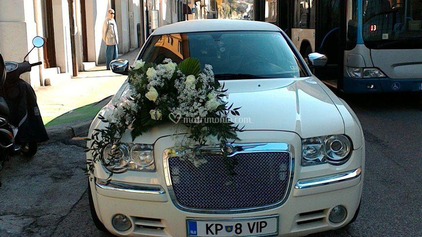 Decorazione limousine
