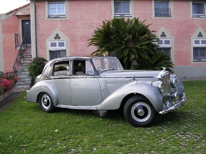 Bentley Type R 1954