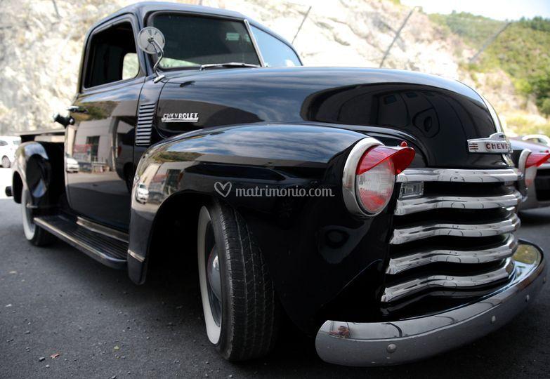 Chevrolert Pick-Up 1950