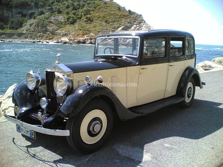 Rolls Royce Limousine 1936