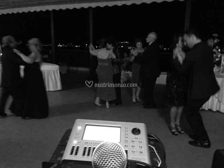 L'evento- parte ballo